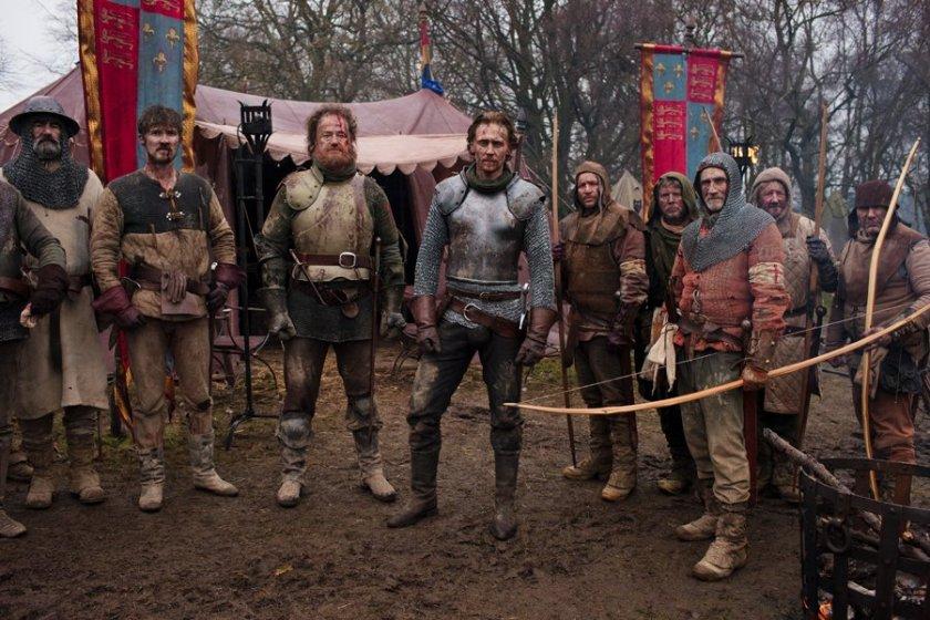 BH HC Agincourt troops