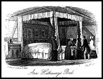 BH Hathaway bed