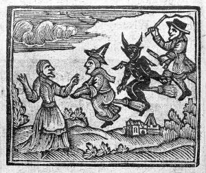 BH witches flying