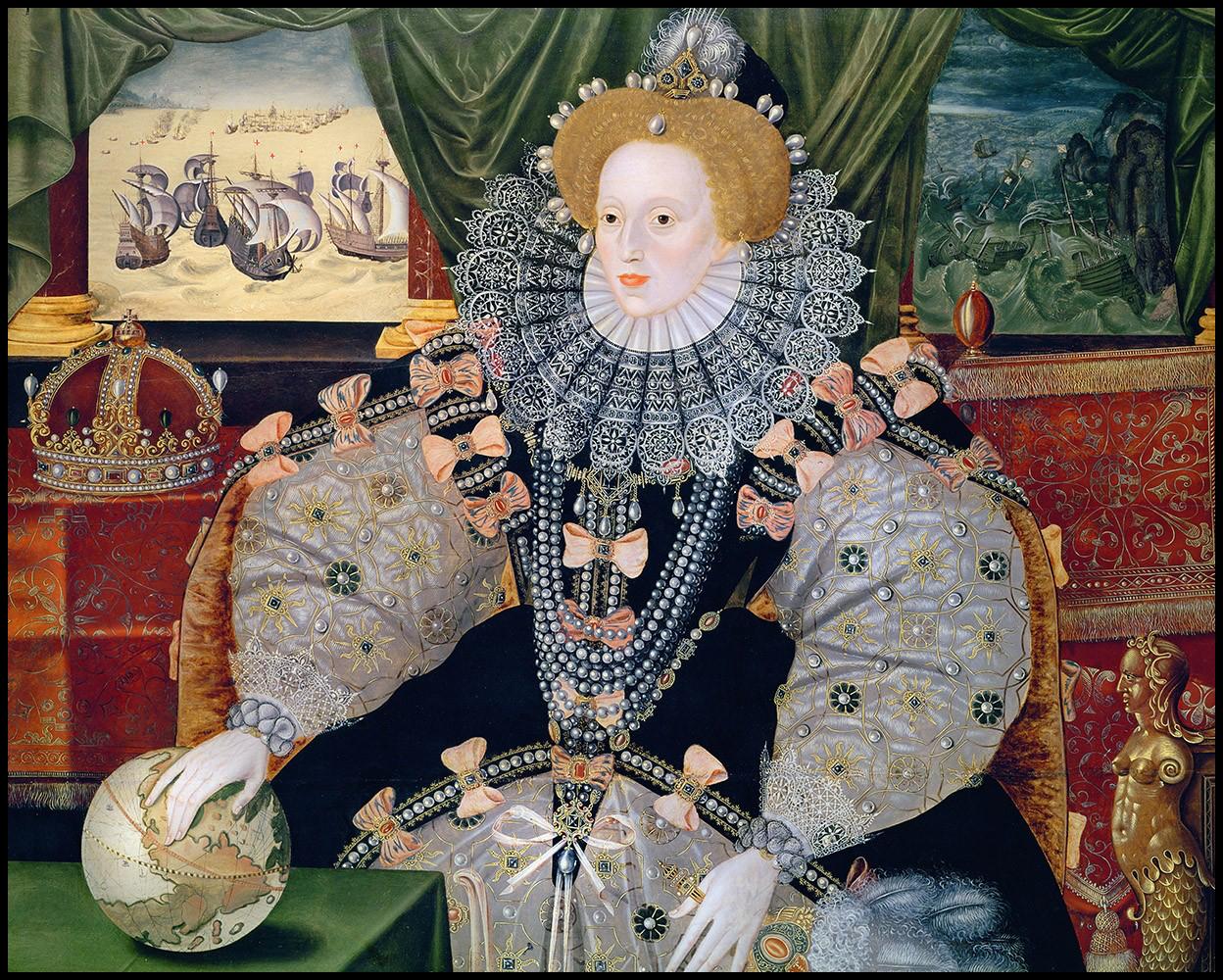 BH elizabeth armada portrait