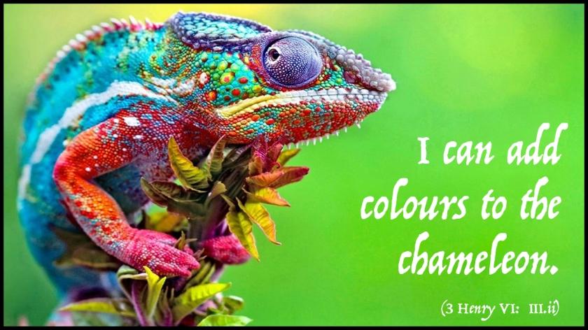 BH chameleon