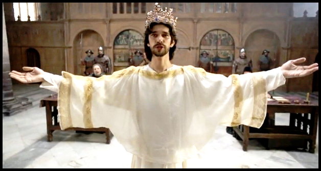 BH richard ii ben wishaw