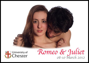 BH romeo and juliet programme cover