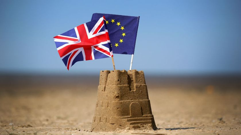 eu-referendum-beach-sandcastle