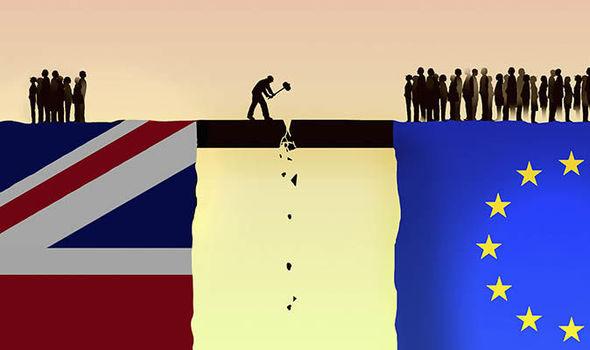 brexit sledgehammer