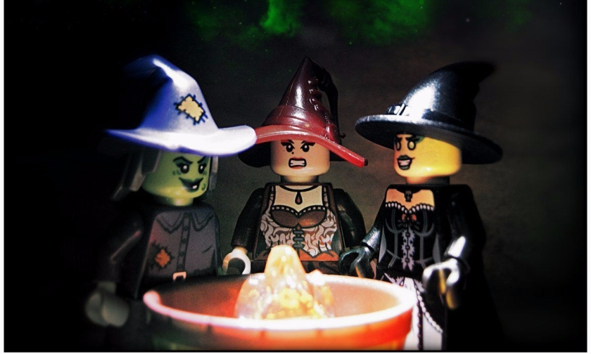 lego witches