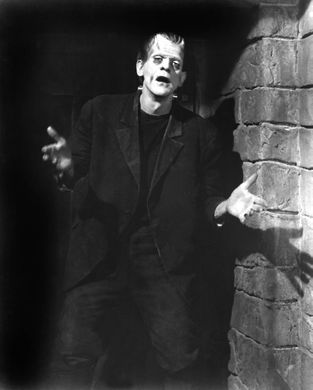 karloff frankenstein pleading